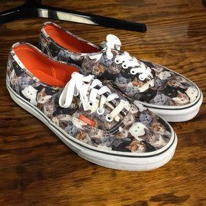 Vans ASPCA lace up shoes